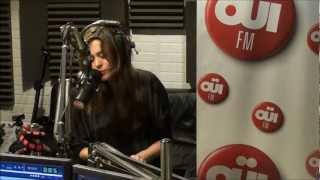 Emilie Simon - Bronski Beat Cover - Session Acoustique OÜI FM