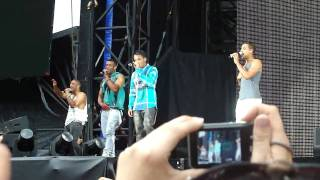 JLS, Supporting Westlife, Where We Are Tour @ Croke Park, Dublin - Close To You. 5.06.10 MP4