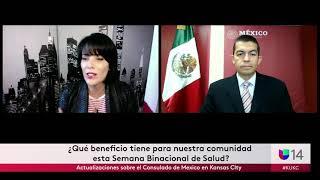 Actualizaciones sobre el Consulado de Mexico en Kansas CIty