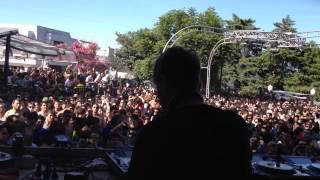 John Digweed @ Punta Arroyo 29.12.12 (Argentina Rosario)