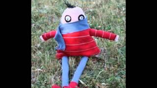 Os Solitarios boneco de trapos