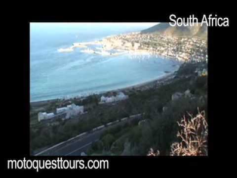 MotoQuest Tours: South Africa Dualsport Adventure part 1