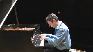 "Ghena Plays: Prokofieff Waltz from ""War and Peace"""