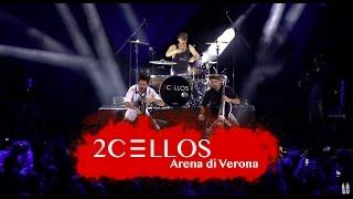 2CELLOS - The Trooper Overture [Live at Arena di Verona]