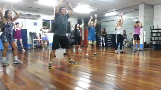 Coreografia Ta na mira-Anitta. Prof. Leo Norte