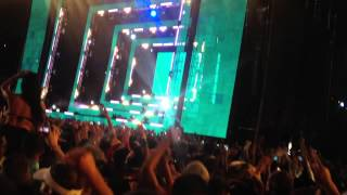 Ellie Goulding - Lights Bassnectar Remix EDC LIVE HD 1080p ONLY !!!