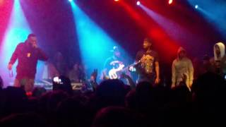 The Game Live In Manchester 20/12/2016 - Higher
