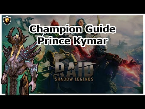 RAID Shadow Legends | Champion Guide | Prince Kymar