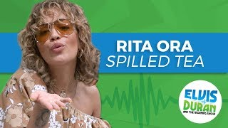 Rita Ora Talks Miley Cyrus Collab, Willie Nelson Road Trips and Favorite Disney Movie | Spilled Tea