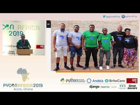 How Python rises in Namibia - Ngazetungue Muheue