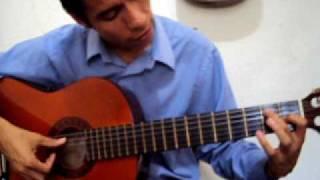 Tutorial guitarra clasica Malagueña Española  Primera parte curso leccion clase  97  Diego Erley