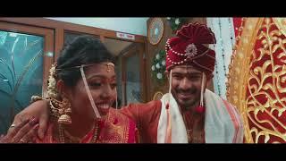Cinematic wedding film   SS Films   Omkar + Janhavi
