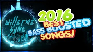 Best Bass Boosted Songs 2016 EDM & TRAP 🎵 [320 Kbps + Download Links In Description]