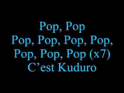 Pop Pop Kuduro En Espanol de G Nose Y Nelinho Letra y Video
