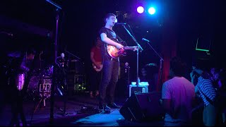 HD George Ezra - Did You Hear the Rain? (intro) (Melbourne 2015)