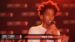 TNT Yg Performs at Coast 2 Coast LIVE | Nashville Edition 7/23/17 - 4th Place