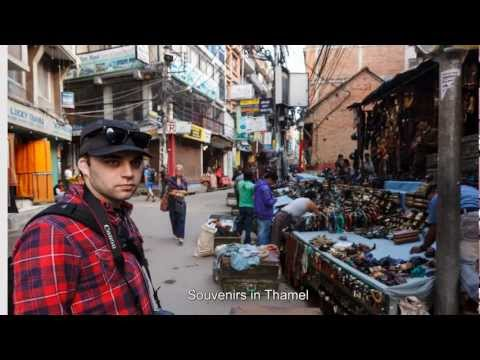 Kathmandu, Nepal: A Walk between Thamel & Durbar Square