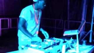 DJ KILAMBA @ On live Semba show @ Festa da Tchuna