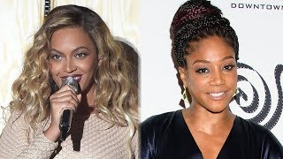 "Internet Thinks Beyonce SHADED Tiffany Haddish In ""Top Off"" Verse & Here's Why"