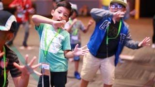 Kids Camp: TOMORROW LAND DAY 3