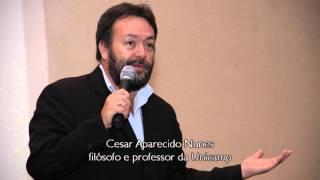 Podcast: César Aparecido Nunes fala sobre os desafios da escola hoje em dia