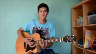 Paris-Seychelles - Julien Doré ( Vincent B. Acoustic cover )