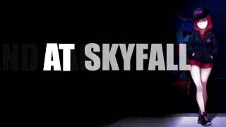 Nightcore - Skyfall (Lyric video)