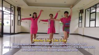 Maria Cha Cha Cha - Walkthrough