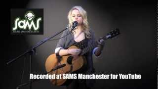 Black Eyed Peas - Where is the Love: Acoustic cover by Daisy at SAMS Manchester