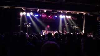 Phutureprimitive - Massive Attack - Teardrop remix live at Bottom Lounge 12/7/12