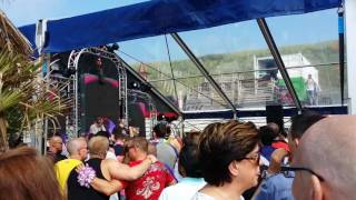 Re:Locate vs Robert Nickson LIVE - Yahel - Voyage @ Luminosity Beach festival 2016