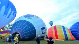 Thailand International Balloon Festival 2014