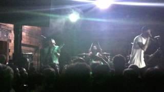 Upon A Burning Body - B.M.F. (Live @ Backbooth - Orlando, FL 4/29/17)