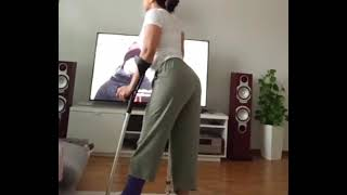 Workout  with Legcast
