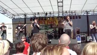 Flobots singing Same Thing live