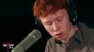 """King Krule - """"The Octopus"""" (Live at WFUV)"""