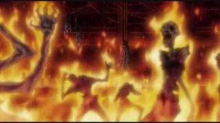 Dante's Inferno - Disturbed - Inside the Fire (AMV)