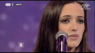 Helena Kendall - Andamos no Céu - 2ª Semifinal | Festival da Canção