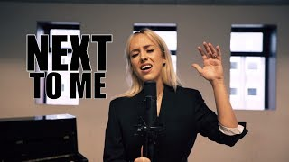 Imagine Dragons - Next To Me (Kimberly Fransens cover)