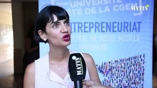 Selma Bennis : «Nous avons plusieurs programmes qui accompagnent les entrepreneurs»