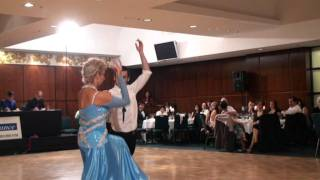 Let's go Dance Oct 2011 Showcase - Cheryl Yeats - Viennese Waltz