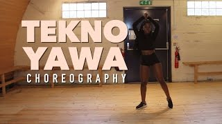 Tekno - Yawa (Dance Challenge) | @LeoniJoyce Choreography