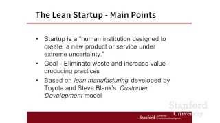 Lean Startup vs. Design Thinking