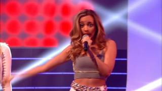 Little Mix - Word Up! (National Lottery 2014)