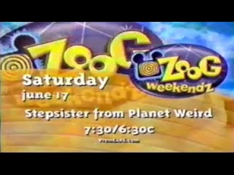 Stepsister from Planet Weird Promo (2000)