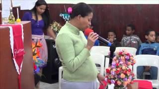 Diaconisa Edna Hino da Harpa Cristã   1   Chuvas de Graças