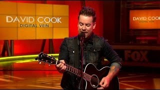 David Cook live performance on Good Day LA