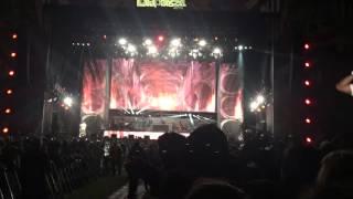 EMINEM - Rap God - Lollapalooza Argentina 2016