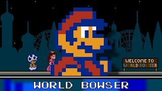 World Bowser 8 Bit Remix - Super Mario 3D World