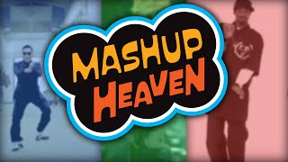 Mashup Heaven - Remix 10 | Unofficial Mashup Music Video
